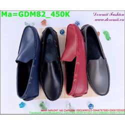 Giày mọi nam nhiều màu sắc có thắt dây GDM82