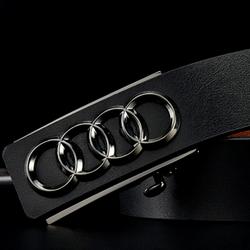 Thắt lưng Audi sang trọng - Thắt lưng nam cao cấp - Thắt lưng da