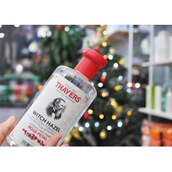 Nước hoa hồng không cồn - Thayers Alcohol-Free Toner