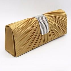 Túi Clutch Thời Trang - Màu Vàng