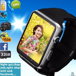 Smart watch full HD tặng thẻ 16G