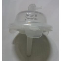 Bộ đầu nắp chụp hút phụ kiện dùng cho máy hút sữa điện đơn Unimom