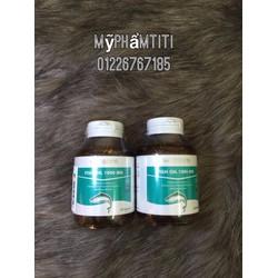Thuốc Fish Oil Thái Bổ Sung Vitamin A Cho Đôi Mắt Chắc Khỏe