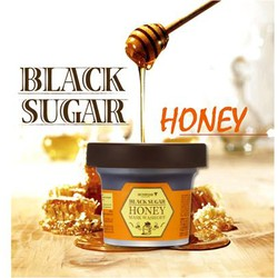 MẶT NẠ MẬT ONG Black Sugar Honey Mask Wash Off