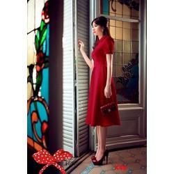 Đầm Vintage thiết kế duyên dáng