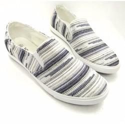 Giày lười vải cao cấp trẻ trung năng động AD124G