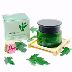 Kem dưỡng da trà xanh Innis.free The Green Tea Seed Cream