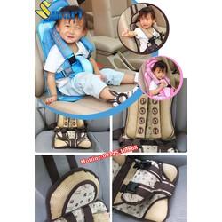 GHẾ NGỒI AN TOÀN cho bé trên ô tô
