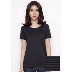 T-shirt tay ngắn form dài