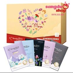 Gift set Lovemom My Beauty Diary 13 miếng mặt nạ
