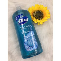 SỮA TẮM DIAL SPRING WATER 1.035L
