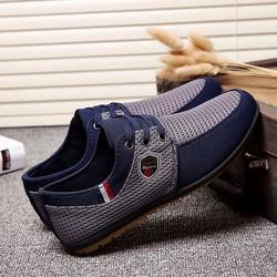 Giày Sneaker Nam - Thời trang Kiểu Dáng Hàn Quốc