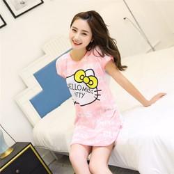 Đầm ngủ Hello Miss Kitty DT98