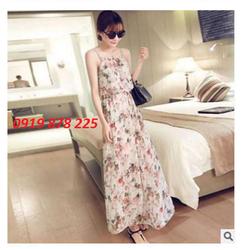 [Sale] Đầm maxi cho nàng mùa hè năng động