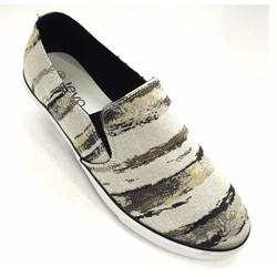 Giày lười vải cao cấp trẻ trung năng động AD125N