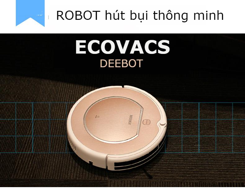 Robot hút bụi 1