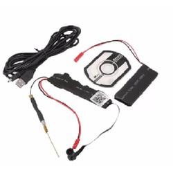 Camera WIFI Siêu Nhỏ Xem Từ Xa Qua Mạng V99 +Thẻ Nhớ 8GB