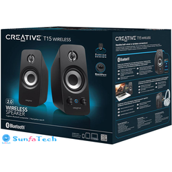 Loa Creative T15 Bluetooth Wireless