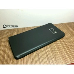 Ốp lưng Samsung Galaxy Note 5 dẻo đen