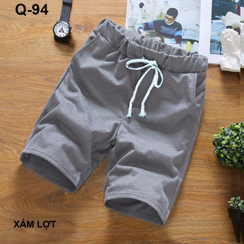 Xưởng Chuyên Sỉ-lẻ-Quần Short tập gym Nam GTH35 5