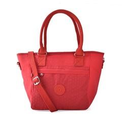 Túi xách Kipling quai tròn - Màu đỏ