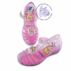 Giày bít bé gái FROZEN. Made in Thailand.