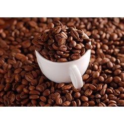 Cafe hạt nguyên chất Robusta 500Gam -Tây nguyên