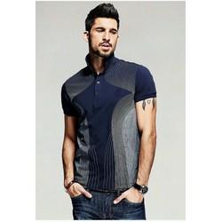áo thun nam tay ngắn chất liệu thun 4 chiều co dản