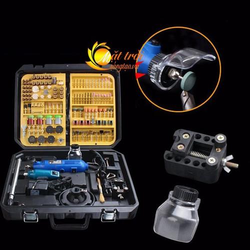 Bộ máy khoan mài khắc mini đa năng hộp đen v2 - 18114336 , 5671802 , 15_5671802 , 1250000 , Bo-may-khoan-mai-khac-mini-da-nang-hop-den-v2-15_5671802 , sendo.vn , Bộ máy khoan mài khắc mini đa năng hộp đen v2