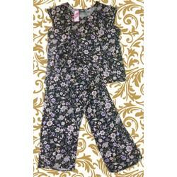 Combo 3 bộ lanh quần dài bà già SP9 Hàng Việt Nam chất lượng cao