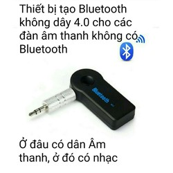 Thiết bị tạo Bluetooth 40 Không dây cho dàn Âm thanh