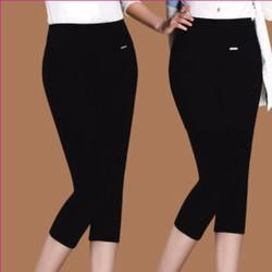 HÀNG NHẬP CAO CẤP-quần legging cạp cao-dáng lửng