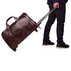 Túi da du lịch, va ly da công tác cho quý ông LOFT LV-138