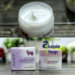 Kem mỡ cừu Careline Lanolin Cream