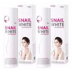 Kem dưỡng thể Snail white body lotion spf90 PA +++ - Snail white