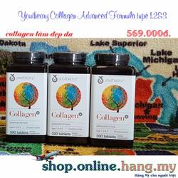 Collagen Youtheory Advanced Formula Type 1 2 3