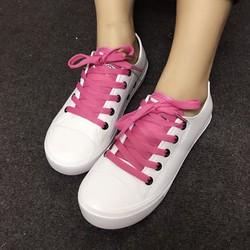 Giày bata nhựa nữ không thấm nước đi mưa cho bé