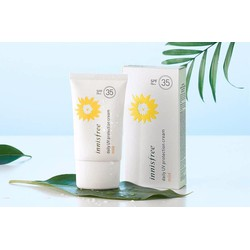 Kem chống nắng Daily UV Protection Cream Mild SPF35