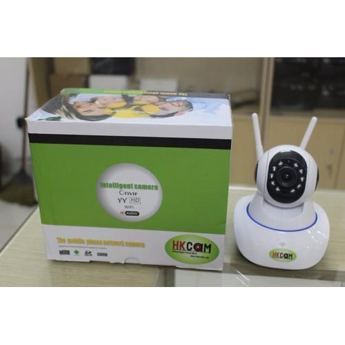 Camera ip wifi 360 yoosee  3 ANTEN Loại Tốt