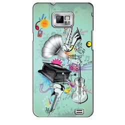 Ốp lưng điện thoại Samsung Galaxy S2 - Music