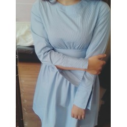 Váy xòe kẻ phong cách Hàn Quốc Korea Style - Hàng thiết kế
