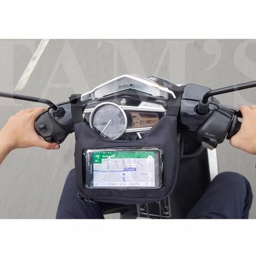 TÚI GHI ĐÔNG – TÚI GPS – TREO ĐẦU XE MÁY