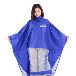 Đồ đi mưa - Áo mưa vải siêu nhẹ Hưng Việt