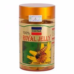 Viên Sữa Ong Chúa Úc Royal Jelly Costar 1450mg 365 viên