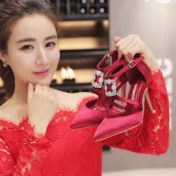 Giày cao gót nữ thời trang, màu sắc nữ tính trẻ trung-G11481330