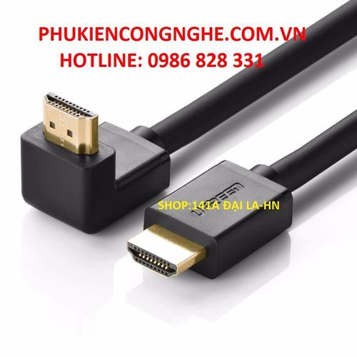 Cáp HDMI 3m hỗ trợ 4K, 3D, 1080p chính hãng Ugreen 10122