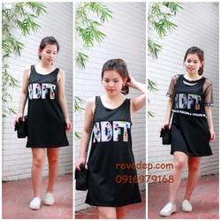 Set Váy áo ren dễ thương V2573