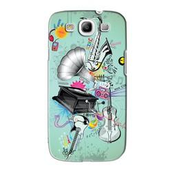 Ốp lưng điện thoại Samsung Galaxy S3 - Music