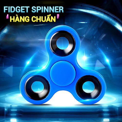 Con quay 3 cánh Fidget Spinner [HÀNG CHUẨN]