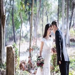 HCM -Trọn gói ngoại cảnh tặng kèm chụp tiệc cưới - Studio Nụ Cười Vàng